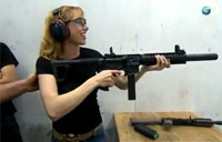 MythBusters Hits the Range!