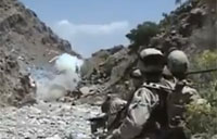 Extremely Close Call in Afghanistan!