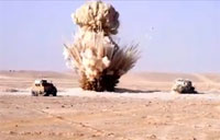 EOD Detonates Secondary IED