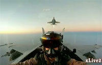 Amazing GoPro Fighter Pilot Footage