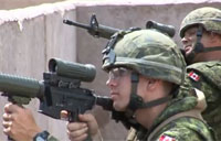 Urban Combat Training RIMPAC 2012