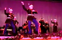 Marines Do Santa Claus, Gangnam Style