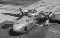 Experimental US Transport Aircraft