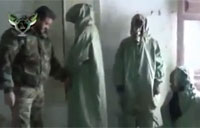 FSA Gets Chemical Weapon Suits