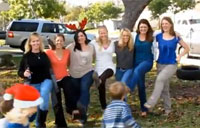 The Military Spouse Christmas Song