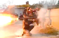 FSA Firefight with RPGs