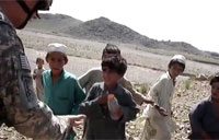 Playing a Trick On Afghan Kids!