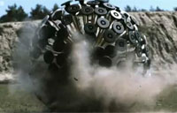 Wind-Propelled Landmine Destroyer