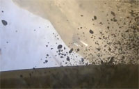 IED Explodes and Flips MRAP