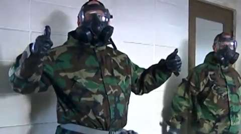 Effects Gas Chamber Marine Corps Gas Chamber