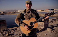 Soldier Sings The Poo Pond Song