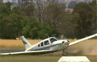 New Pilot Masters Emergency Landing