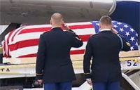 Soldier KIA is Home After 62 Years
