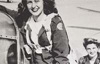 Female WWII Pilot Tells Her Story