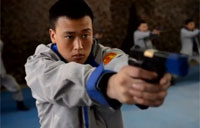 Bodyguard Training in China