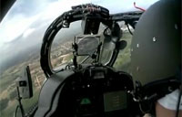 Quick Joy Ride in AH-2 Sabre Helo