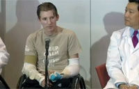 US Soldier Gets Double Arm Transplant