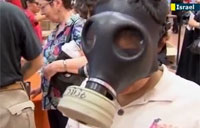 Israelis Stock Up On Gas Masks