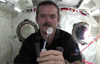 How to Wash Your Hands in Space