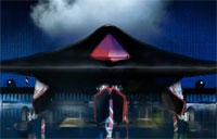 UK to Test Supersonic Stealth Drone