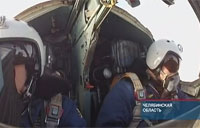 Russian Pilots Practice Air Strikes