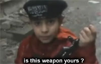 Children Under 10 Join Syrian Rebels