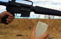 3D Printed AR Magazine 30rd