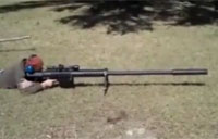 Just a Slighty Large Sniper Rifle