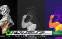 Drone-Proof Fashion - Get Stealthy
