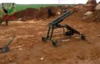 FSA Homemade Weapon Fail