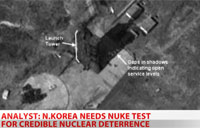 N. Korea's 'Successful' Nuclear Test