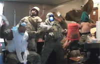 Marines & Soldiers Do Harlem Shake!