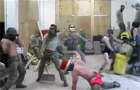 Harlem Shake, Afghanistan Style