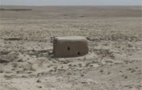 IED Factory Smoked in Afghanistan