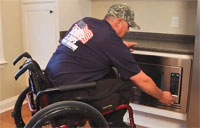 Wounded Marine Gets Customized Home