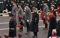 Thousands Honor Fallen in London