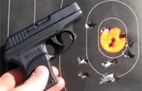 The Ruger LCP .380 - Great Accuracy
