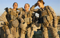 Be Proud of Our Female Marines