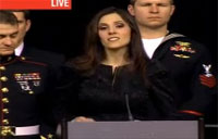 Chris Kyle's Wife Gives Emotional Speech