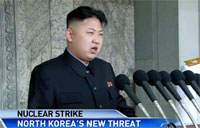 N. Korea Threatens US Nuclear Attack