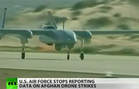 USAF Won't Disclose Drone Strikes