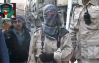 Russian Woman Joins Syrian Rebels