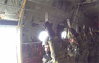 Dispatching Paratroopers... & Bro!