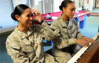 Anything but Typical: Female Marines