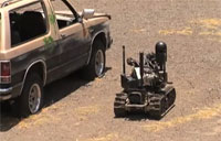 MAARS Weaponized Military Robot