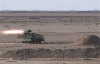 Army Blows Up Tanks for Practice