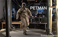 Petman Tests Camo