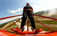 Ride-Along with a Wing Walker