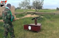 The Syrian Rebel RC Machine Gun