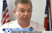 Police Chief Eats Pot Cake